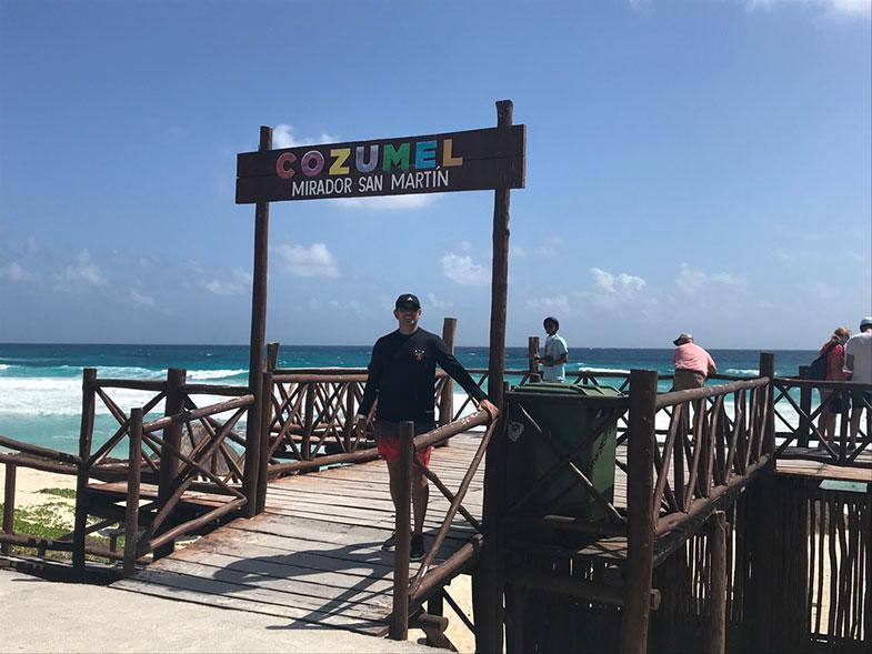 El Mirador em Cozumel