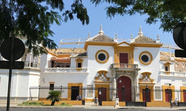Plaza de Toros de Sevilha – la Maestranza