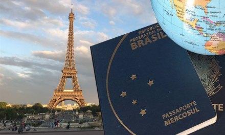 Autorização para entrar na Europa será exigida para brasileiros