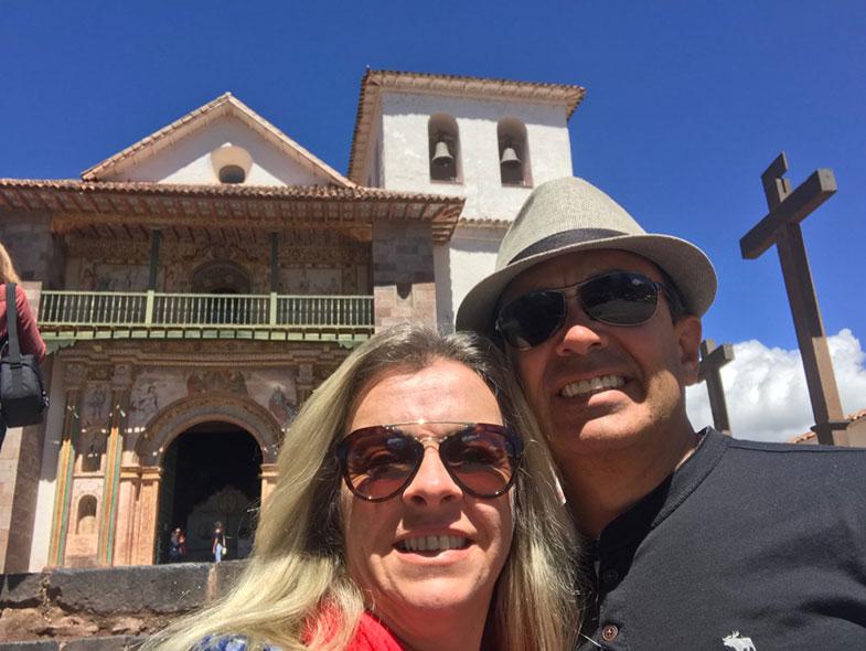 Capela Sistina das Américas no Peru