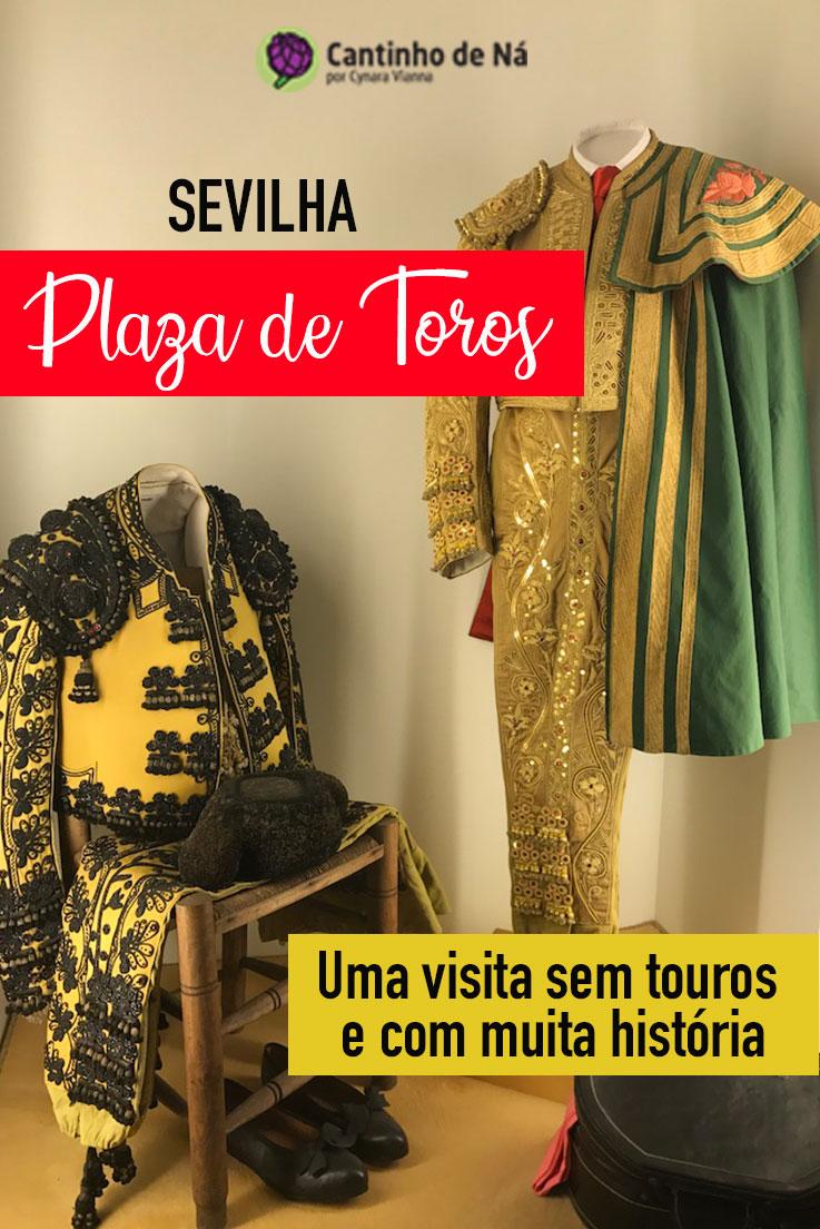 Como é a visita à Plaza de Toros de Sevilha