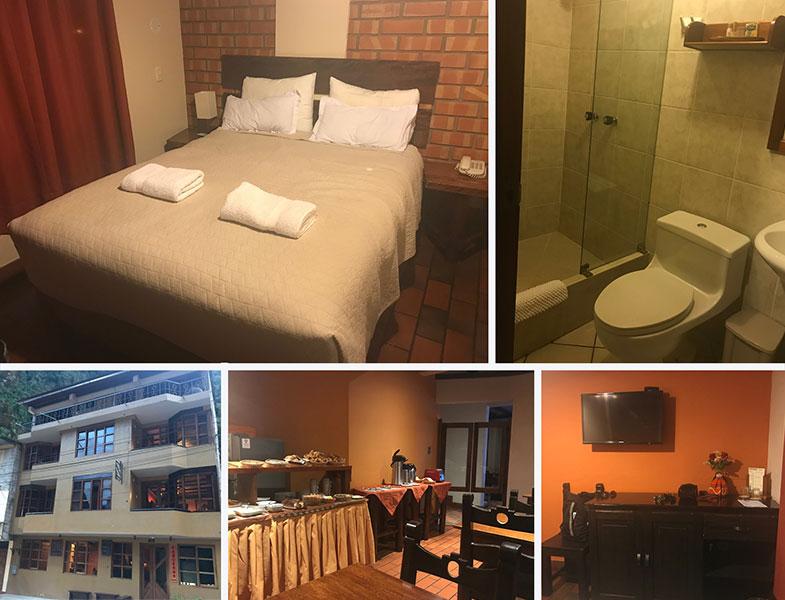 Hotel em Águas Calientes