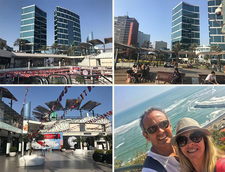 Larcomar - Conexão em Lima