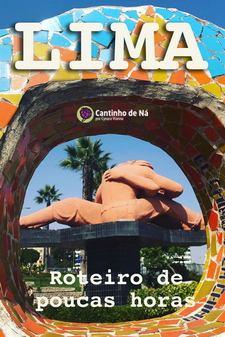Conexão em Lima - Parque Del Amor