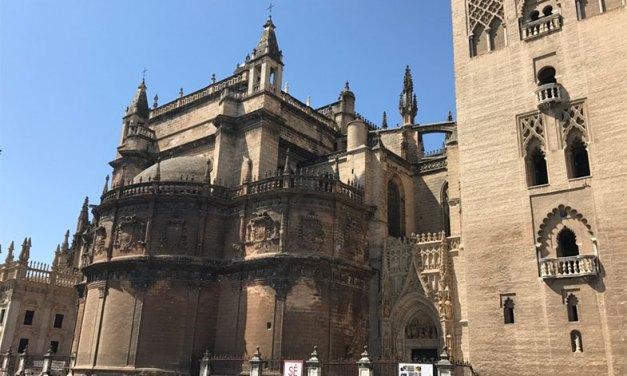 Catedral de Sevilha, a terceira maior do mundo