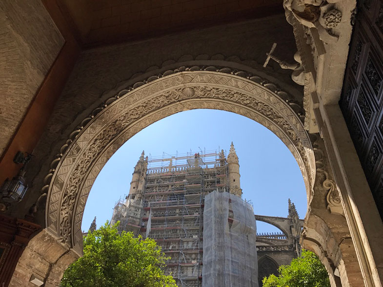 Reforma na Catedral de Sevilha