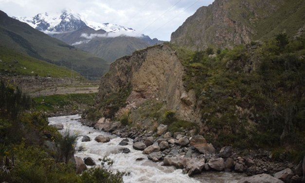 Como é a viagem de trem para Machu Picchu