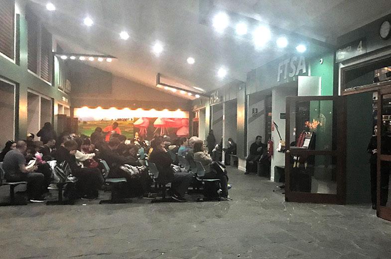 Estação de Ollantaytambo