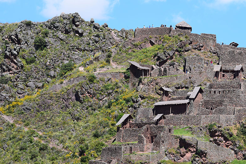 Pisaq Vale Sagrado dos Incas