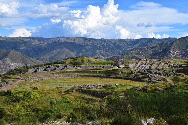 Sacsayhuaman Vale Sagrado no Peru