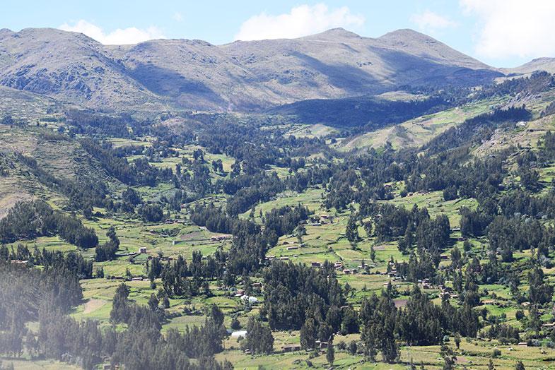 Roteiro pelo Vale Sagrado no Peru