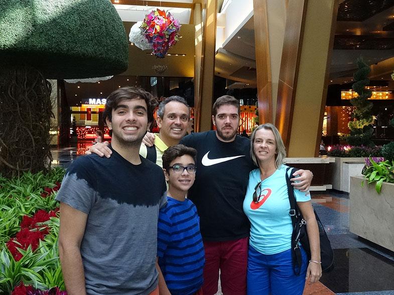 Truques para viagens em família com filhos mais velhos
