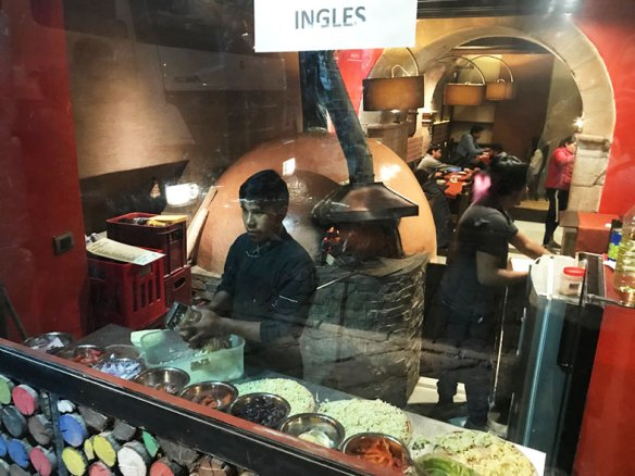 Onde comer em Pizzaria