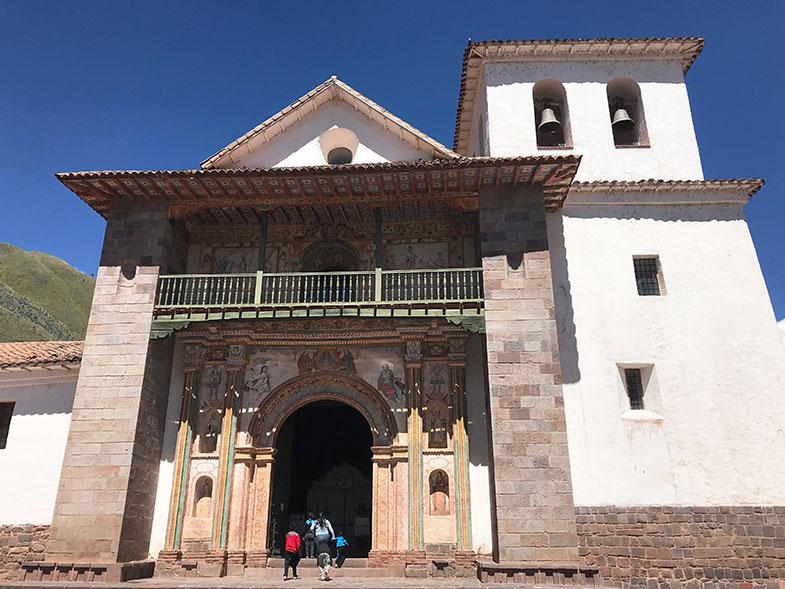Passeios perto de Cusco Andahuaylillas
