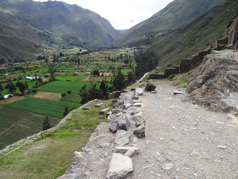 Passeios perto de Cusco Ollantaytambo