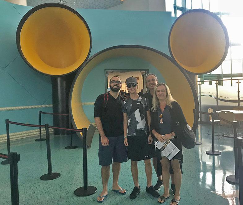 Entrevista com meu filho viajante