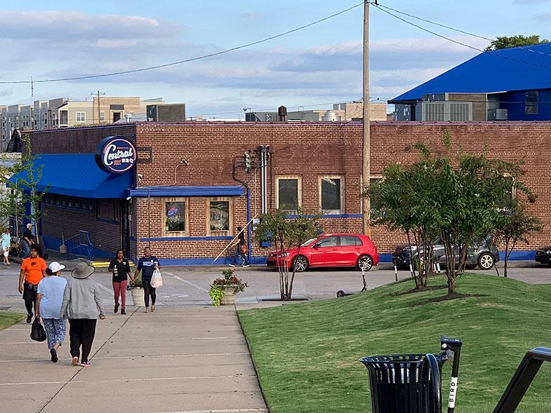 Onde comer em Memphis