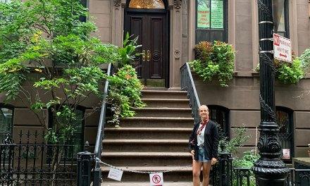 Como chegar à casa de Carrie Bradshaw em NY