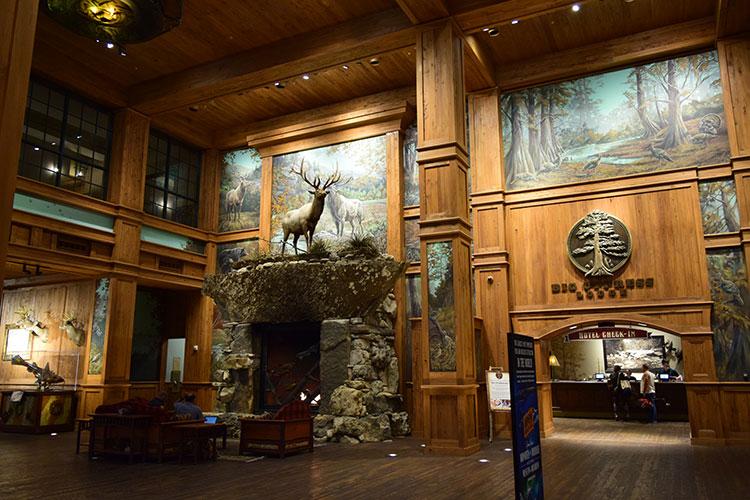 Memphis - Lodge Cypress Hotel