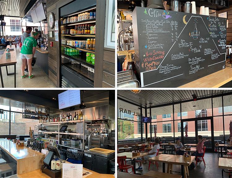 Lula Cafe - Onde comer em Nashville