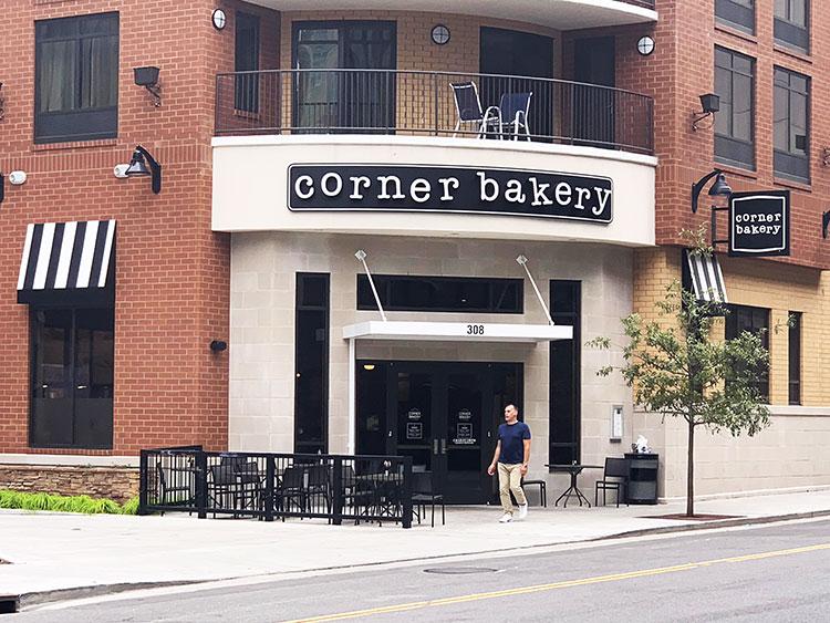 Onde comer em Nashville - Corner Bakery