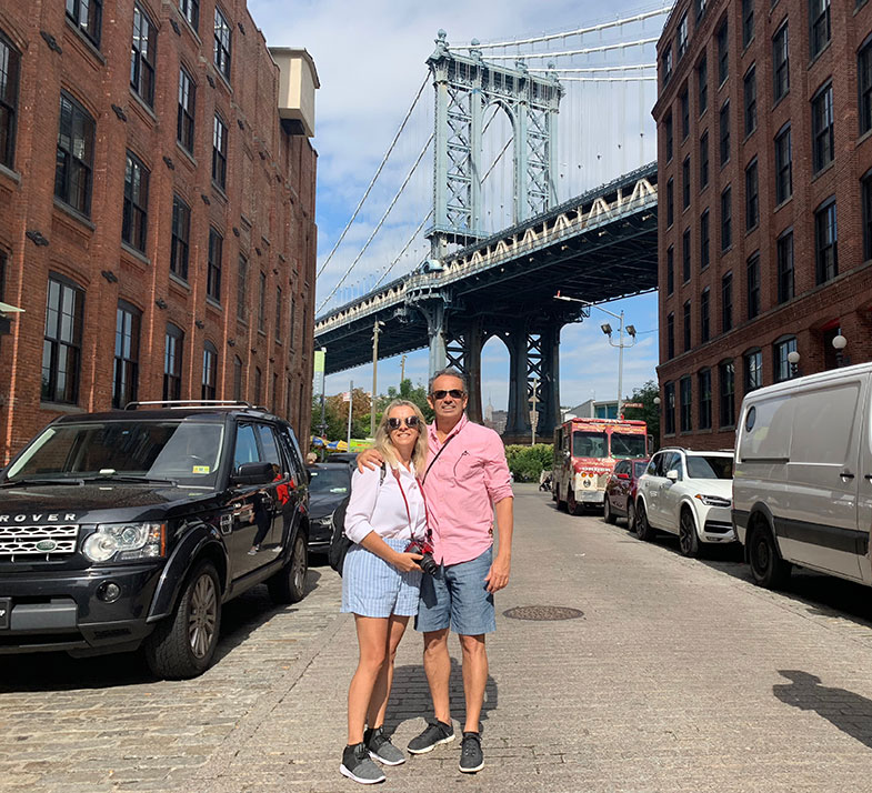 DUMBO no Brooklyn