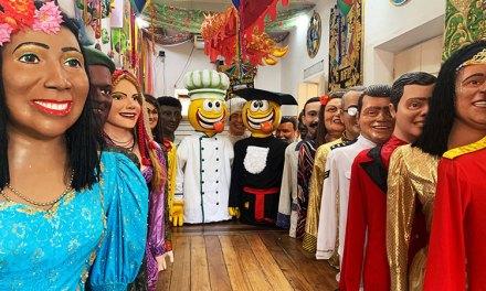 Bonecos Gigantes de Olinda – história e tradição