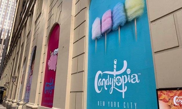 Imperdível para quem ama doces: Candytopia