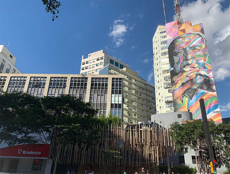 Japan House em São Paulo