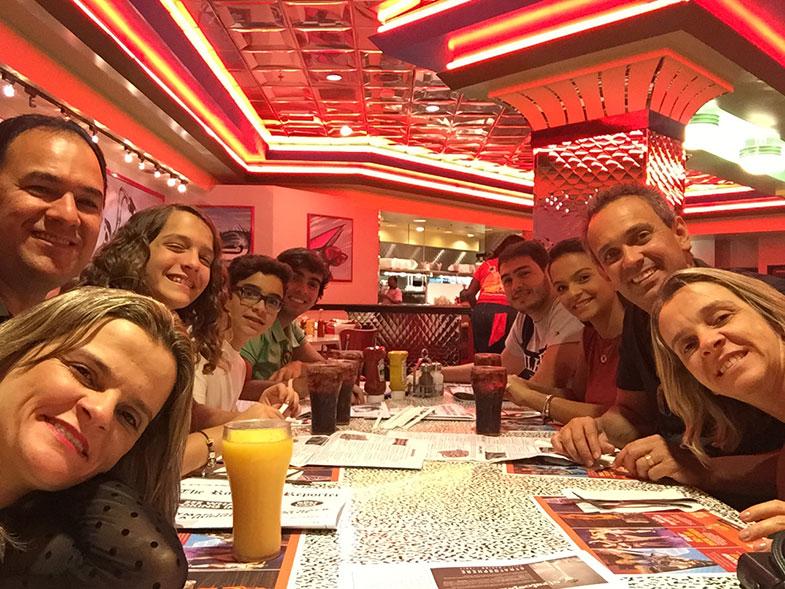 Guia de restaurantes em Las Vegas
