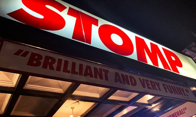 10 motivos para ver Stomp em New York