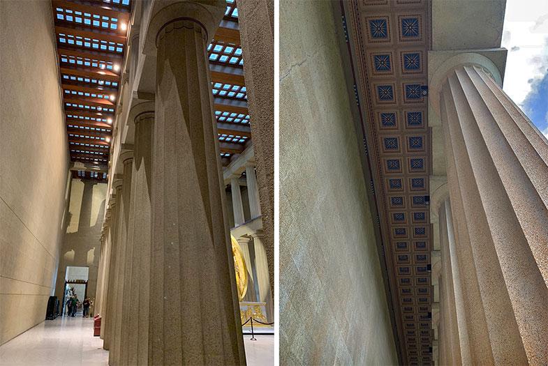 Parthenon em Nashville