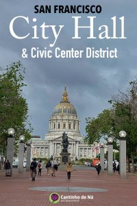 Civic Center em San Francisco