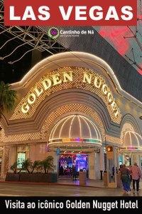 Golden Nugget Hotel em Las Vegas