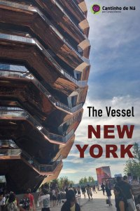 The Vessel em New York