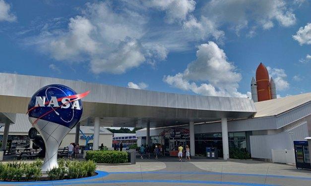 Kennedy Space Center: o espaço da Nasa na Flórida