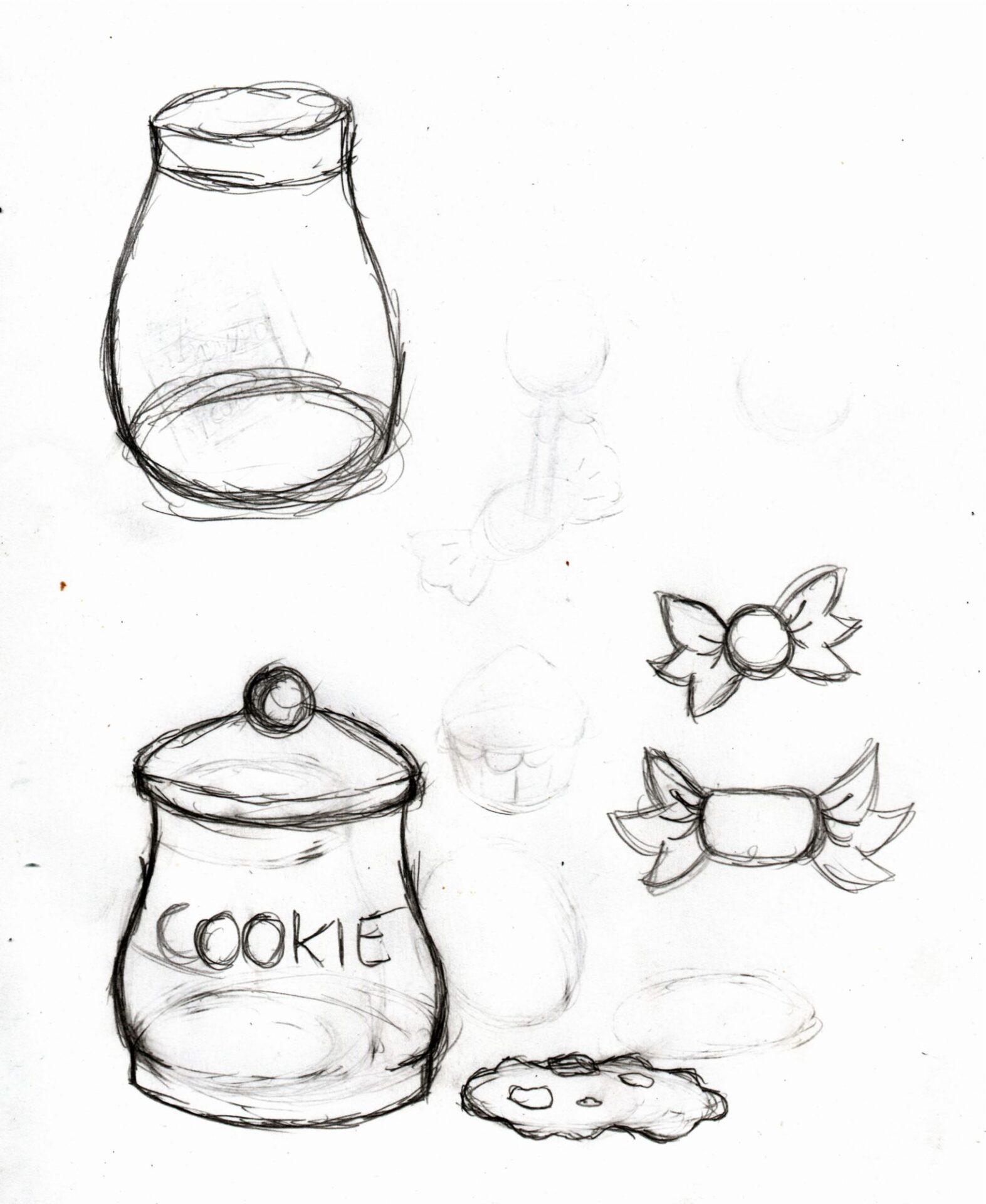 Potes, Cookie e Balas