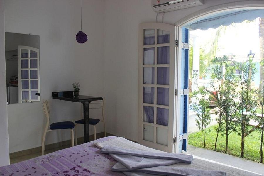 Suite QDPL Canto Azul Pousada em Pernambuco Guaruja