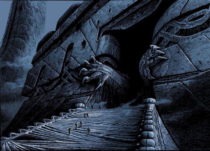 Chamado de Cthulhu - Skript Editora - Canto do Gargula - Imagem portal colossal
