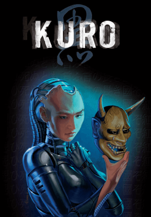 Kuro - RPG - Editora New Order - Canto do Gargula