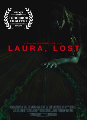 Laura Lost - Screamfest - Curta - Canto do Gargula
