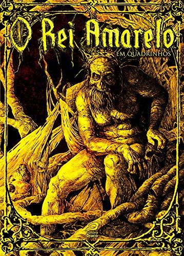 O Rei Amarelo em Quarinho - Raphael Fernandes - Editora Draco - Canto do Gárgula