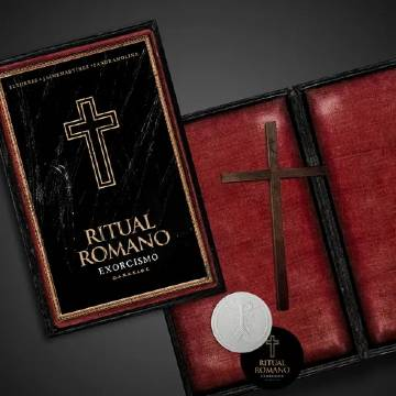 Exorcismo: Ritual Romano - El Torres - DarkSide Books - Canto do Gargula