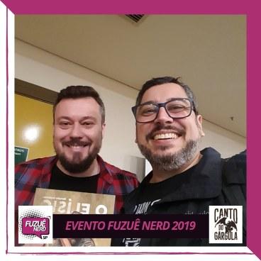 Fuzuê Nerd - Renato Dalmaso - Canto do Gárgula