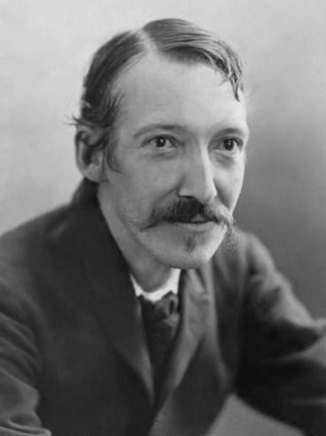 Robert Louis Stevenson - Escritor - Canto do Gárgula