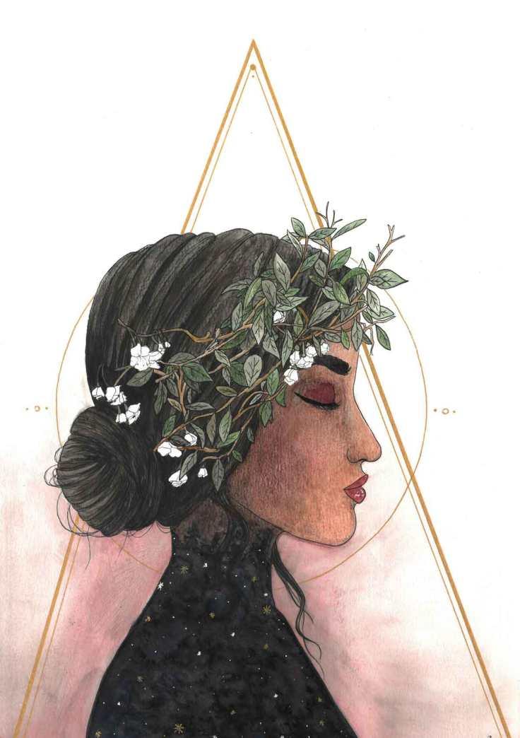 Skyclad - Ally Ribeiro - Studio Vulpes - Canto do Gárgula