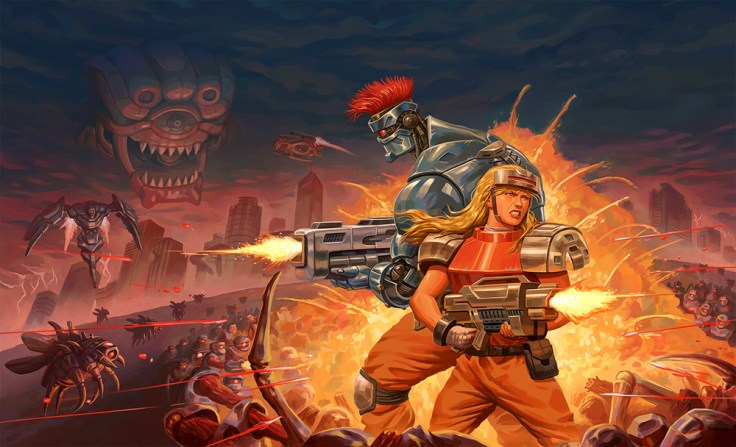 Blazing Chrome - Dudu Torres - Artista - Canto do Gárgula