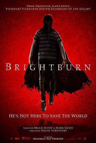 Brightburn - Filme - Canto do Gárgula