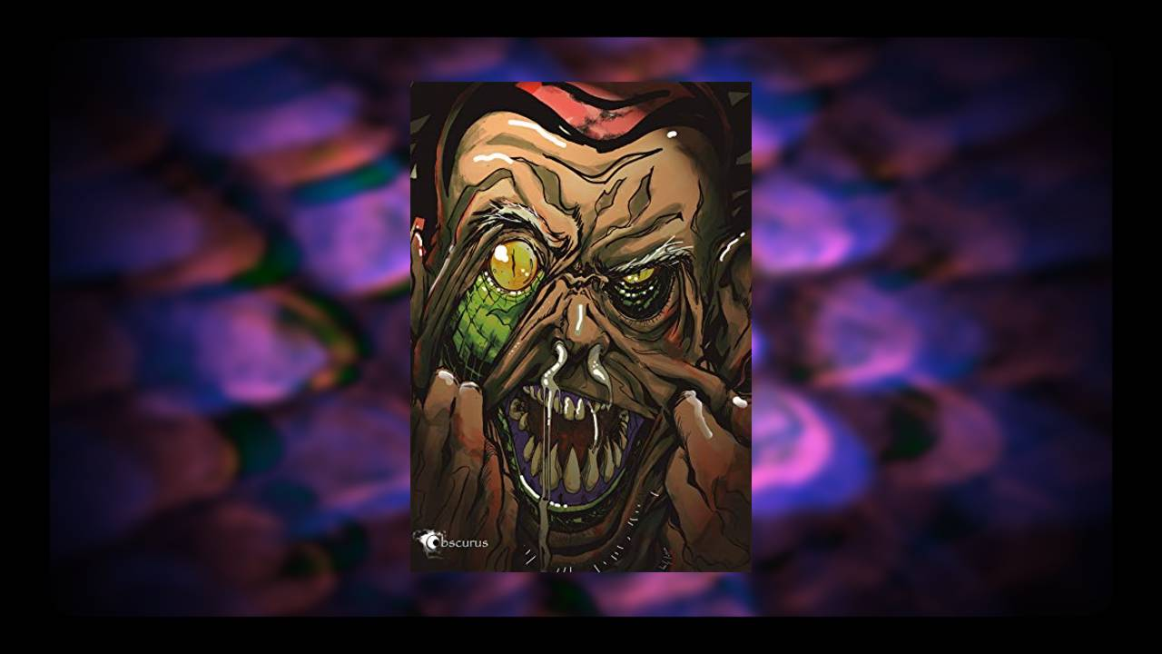 Eu Monstro - Rafael Tsuchiya - Editorial Hope - Canto do Gárgula