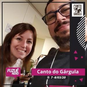 Fuzuê Nerd 2020 - Ally Ribeiro - Studio Vulpes - Canto do Gárgula